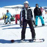 Snowboard Andorre